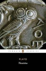Theaetetus - Plato (ISBN 9780140444506)