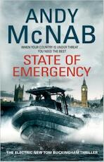 State Of Emergency EXPORT - andy mcnab (ISBN 9780552172820)