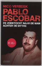 Pablo Escobar - N. Verbeek (ISBN 9789020402797)