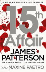 15th Affair - james patterson (ISBN 9780099594598)