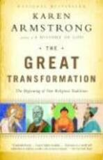 The Great Transformation - Karen Armstrong (ISBN 9780385721240)