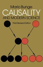 Causality and Modern Science - Mario Bunge (ISBN 9780486237282)
