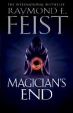 Magician's End - raymond e. feist (ISBN 9780007264803)