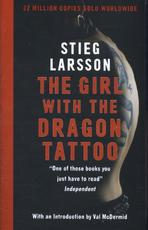 The girl with the dragon tattoo - Larsson S (ISBN 9780857054104)