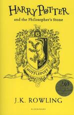 Harry Potter and the Philosopher's Stone - Hufflepuff Editio - j. k. rowling (ISBN 9781408883792)