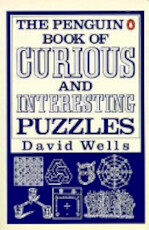 The Penguin Book of Curious and Interesting Puzzles - David G. Wells (ISBN 9780140148756)