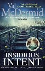 Insidious Intent - val mcdermid (ISBN 9780751571677)