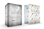 Iliad and the odyssey boxed set - homer (ISBN 9780520306653)