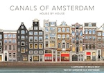 The canals of Amsterdam - House by house - Brian Delf, Leonoor van Oosterzee (ISBN 9789059375437)