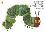 The Very Hungry Caterpillar - Eric Carle (ISBN 9780241003008)