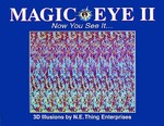 Magic Eye II - Magic Eye Inc. (ISBN 9780836270099)