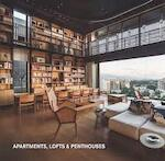 Apartments, Lofts & Penthouses - Claudia Martínez Alonso (ISBN 9783955881818)
