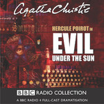 Hercule Poirot in Evil Under The Sun - Agatha Christie (ISBN 9781408481950)