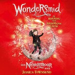 Nevermoor 2 - Morrigan Crow en de wondersmid - Jessica Townsend (ISBN 9789024584420)