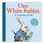 One white rabbit: a counting book - lewis carroll (ISBN 9781509820559)