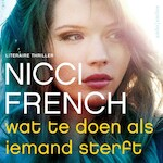 Wat te doen als iemand sterft - Nicci French (ISBN 9789026353901)
