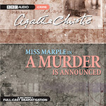 Miss Marple in A Murder Is Announced - Agatha Christie (ISBN 9781408484937)