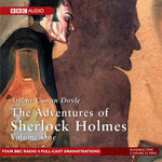 The Adventures of Sherlock Holmes, Volume One - Arthur Conan Doyle (ISBN 9781405625388)