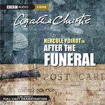 Hercule Poirot in After The Funeral - Agatha Christie (ISBN 9781408481820)