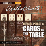 Hercule Poirot in Cards On The Table - Agatha Christie (ISBN 9781408481868)