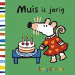 Muis is jarig - Lucy Cousins (ISBN 9789025870478)