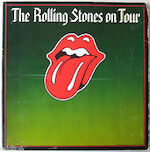 Rolling stones on tour