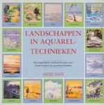 Landschappen in aquareltechnieken