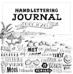 Handlettering journal doe je zo! - Karin Luttenberg (ISBN 9789048838240)