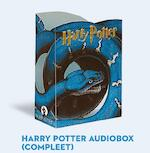 Harry Potter audiobox (compleet) - J.K. Rowling