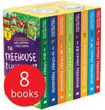 Andy griffiths treehouse series - andy griffiths (ISBN 9781529019162)