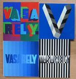 Vasarely [4 vol.] - Marcel Joray, Victor Vasarely