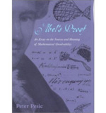 Abel's Proof - Peter Pesic (ISBN 9780262162166)