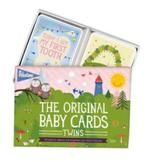 Milestone baby cards twins (ISBN 9789491931079)
