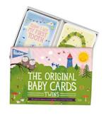Milestone baby cards twins