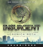 Insurgent audio cd - veronica roth (ISBN 9780062286475)