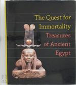 The quest for immortality - Erik Hornung, Betsy Morrell Bryan, National Gallery of Art (u.s.), United Exhibits Group (denmark) (ISBN 9783791327358)
