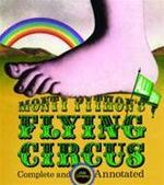 Monty Python's Flying Circus: Complete and Annotated - luke dempsey (ISBN 9781579129132)
