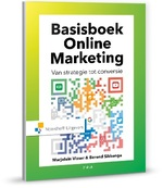 Basisboek online marketing - Marjolein Visser, Berend Sikkenga (ISBN 9789001887148)