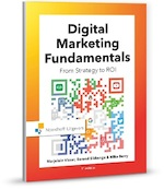 Digital marketing fundamentals - Marjolein Visser, Berend Sikkenga, Mike Berry (ISBN 9789001887124)