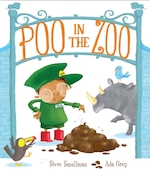 Poo in the zoo - steve smallman (ISBN 9781848691377)