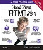 Head First HTML and CSS - Elisabeth Robson, Eric Freeman (ISBN 9780596159900)