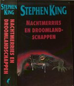 Nachtmerries en droomlandschappen - Stephen King, Frank de Groot (ISBN 9789024514922)