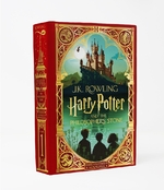 Harry potter (01): harry potter and the philosopher's stone: minalima edition - J K Rowling (ISBN 9781526626585)