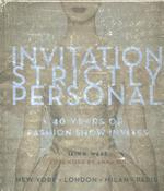 Invitation Strictly Personal - Iain r. Webb (ISBN 9781847960849)