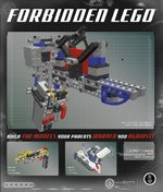 Forbidden Lego - Ulrik Pilegaard, Mike Dooley (ISBN 9781593271374)