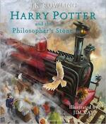 Harry Potter and the Philosopher's Stone. Illustrated Edition - j. k. rowling (ISBN 9781408845646)