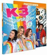 Partiturenboek (K3 + Ghost Rockers) - Gert Verhulst (ISBN 9789462772014)