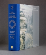 Lord of the rings illustrated (slipcased 60th anniversary edn) - j. r. r. tolkien (ISBN 9780007525546)