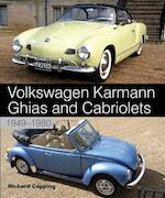 Volkswagen Karmann Ghias and Cabriolets - 1949-1980
