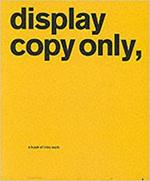Display copy only, a book of Intro work - Unknown (ISBN 9781856692748)